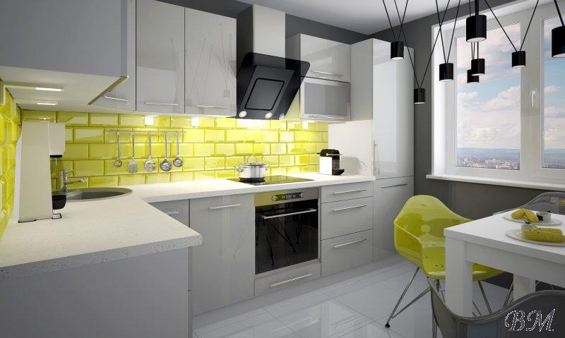 Купить Мебель - кухня - Польша - Extom - PLATINIUM - модульная - модерн - 2 - Модульные кухни, индивидуальные - Модульная кухня милано фото