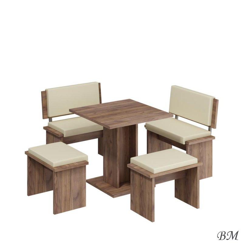 Купить Мебель - комплект - Кухонные уголки - Польша - малый - MEBLOCROSS - BOND - Bond