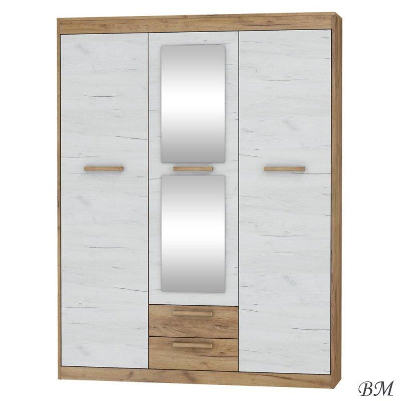 Купить Мебель - 3D2S - в - одежды - гардероб - коридор - Польша - Mxs-05 - Шкафы для прихожей и гардеробы - Maximus - шкаф - MEBLOCROSS - для - Havana komoda 3d2s