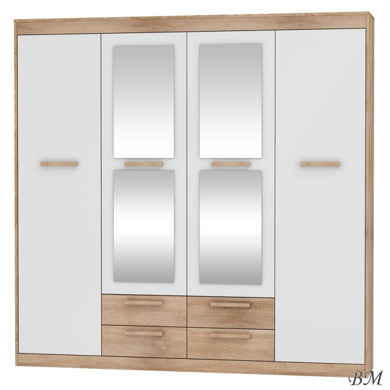 Купить Мебель - шкаф - одежды - MEBLOCROSS - гардероб - для - Maximus - Польша - в - Mxs-05 - коридор - Шкафы для прихожей и гардеробы - 3D2S - Гардероб для одежды складной одесса