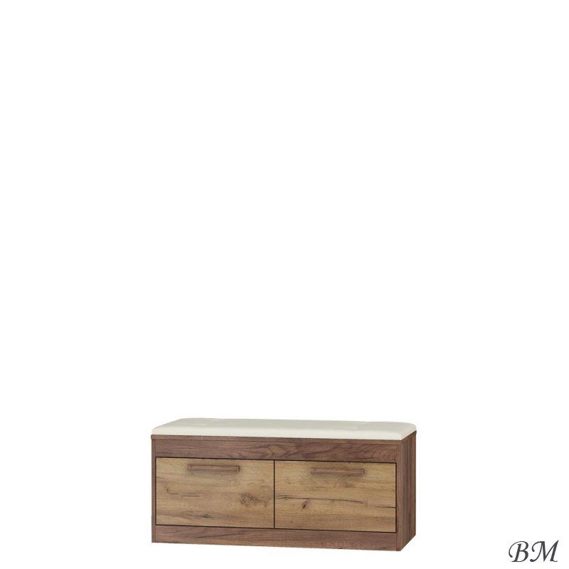 Купить Мебель - Шкафчики для обуви - MEBLOCROSS - Maximus - 2D - Mxs-38 - обувной - шкаф - Польша - Maximus мебельная