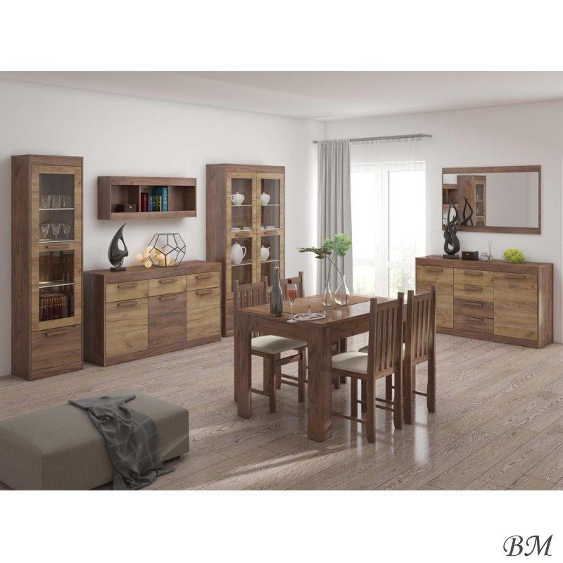 Купить Мебель - MAXIMUS - 10 - мебели - MEBLOCROSS - комплект - Столовые комплекты - Польша - BrW комплект metis