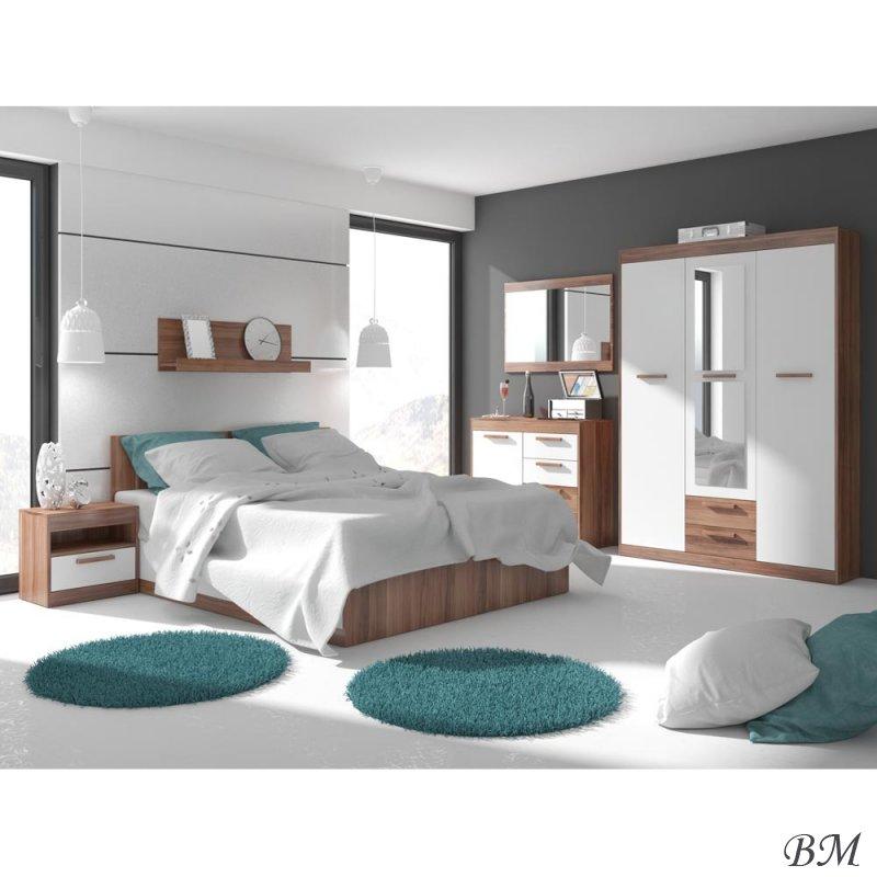 Купить Мебель - комплект - Польша - Спальные комплекты, Гарнитуры для спальни - MEBLOCROSS - мебели - MAXIMUS - 12 - Fox мебельный комплект