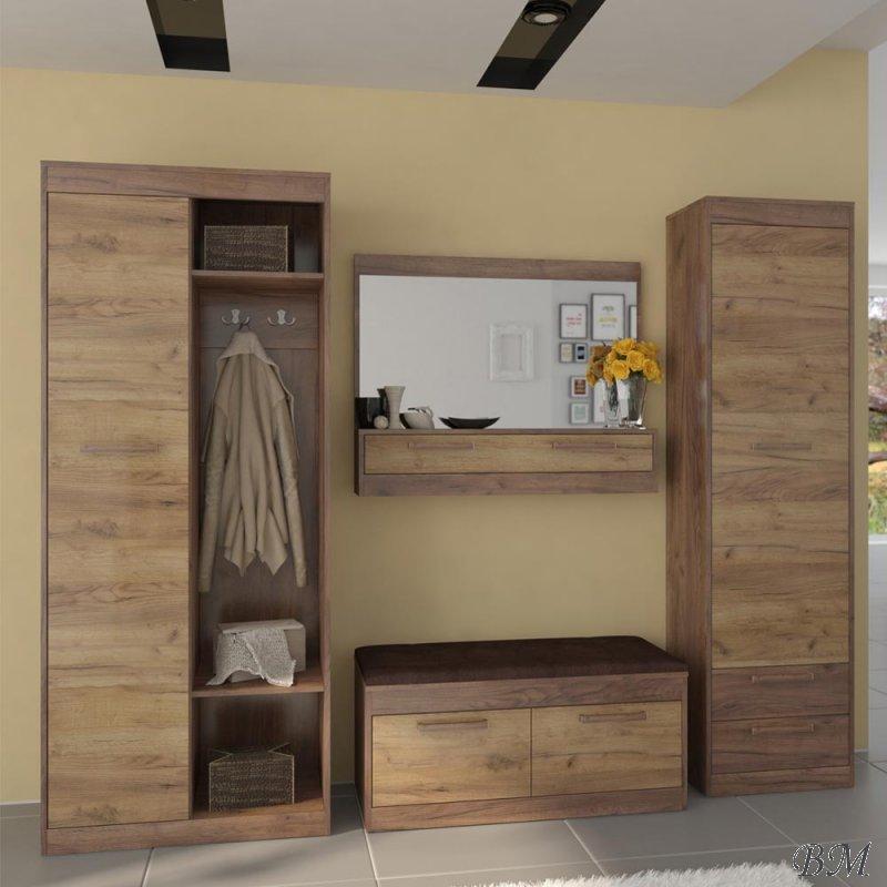 Купить Мебель - мебели - MEBLOCROSS - 14 - комплект - Польша - Прихожии, мебель в коридор - MAXIMUS - Elfa комплект