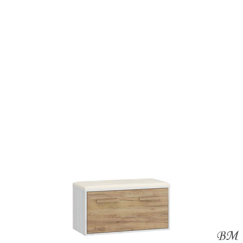 Купить Мебель - MEBLOCROSS - RIO-25 - Rio - Польша - обувной - шкафчик - Шкафчики для обуви - Верхний шкафчик