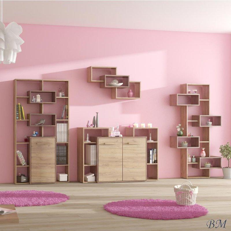Купить Мебель - Польша - Подростковые, молодежные комплекты - 9 - секция - MEBLOCROSS - RIO - Sekcija plus