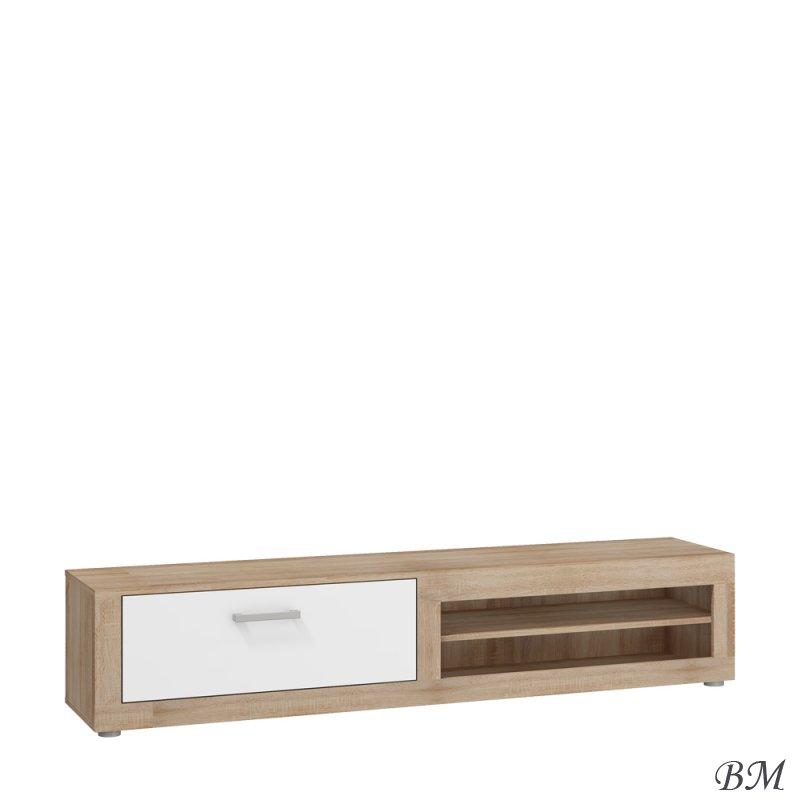 Купить Мебель - шкафчик - ТВ комоды тумбы - MEBLOCROSS - Viki - ТВ - VIK-04 - Польша - Тряпичный шкафчик