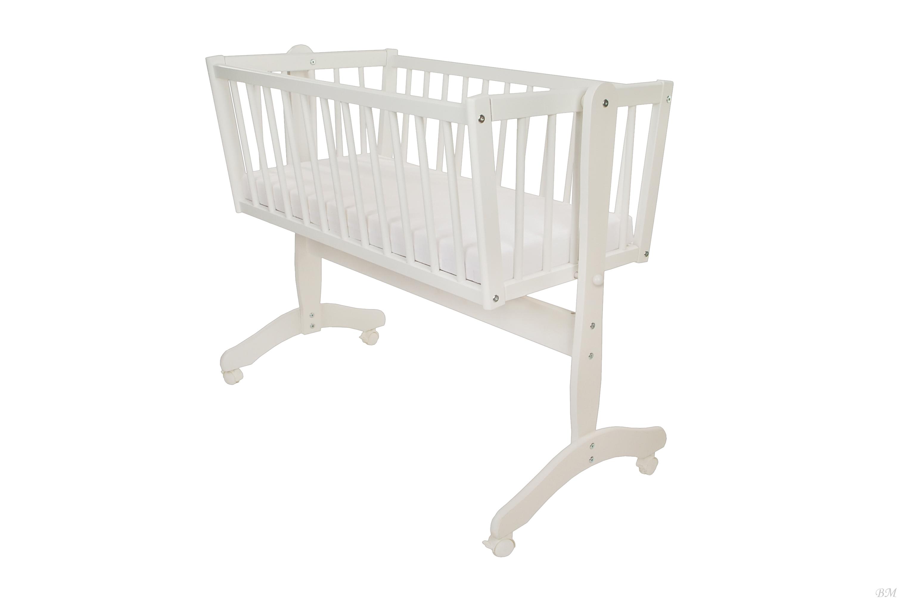 Купить Мебель - Польша - Кроватки для новорожденных - Maja - колыбель - Bellamy - Maja спальня