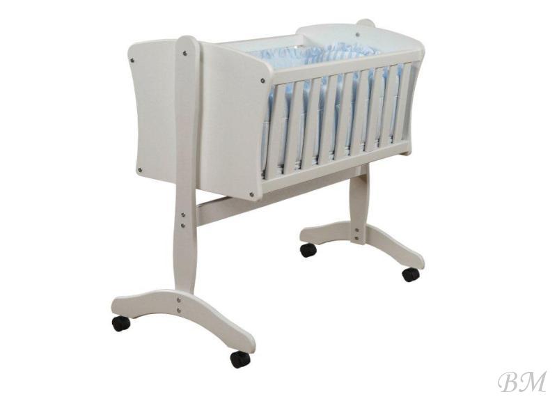 Купить Мебель - Кроватки для новорожденных - Dafi - Bellamy - колыбель - Польша - Колыбель для новорожденных чертеж