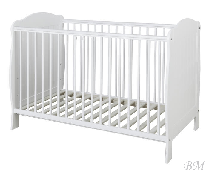 Купить Мебель - 60x120 - Bellamy - кровать - Кроватки для новорожденных - Польша - Fino - Detskiiy krovat