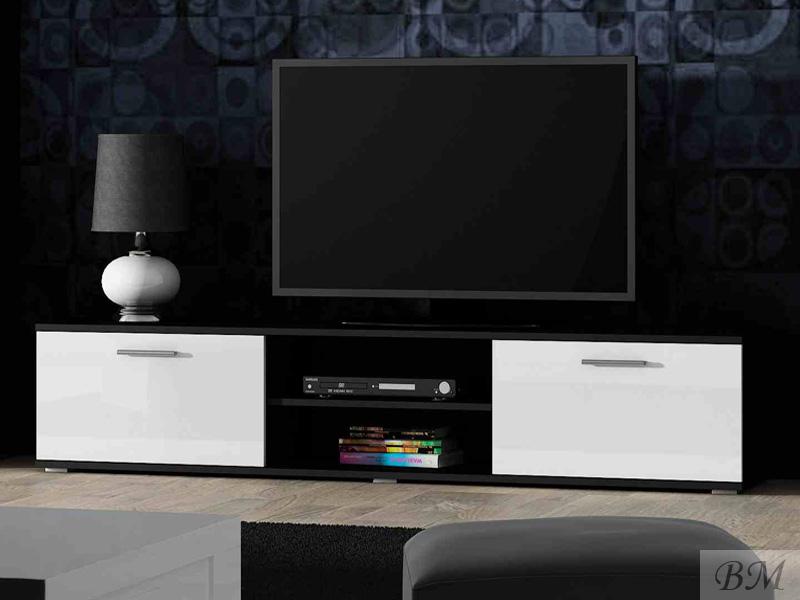 Купить Мебель - Cama meble - ТВ комоды тумбы - тумба - S-3 - ТВ - Soho - Польша - Стандартная высота прикроватных тумб