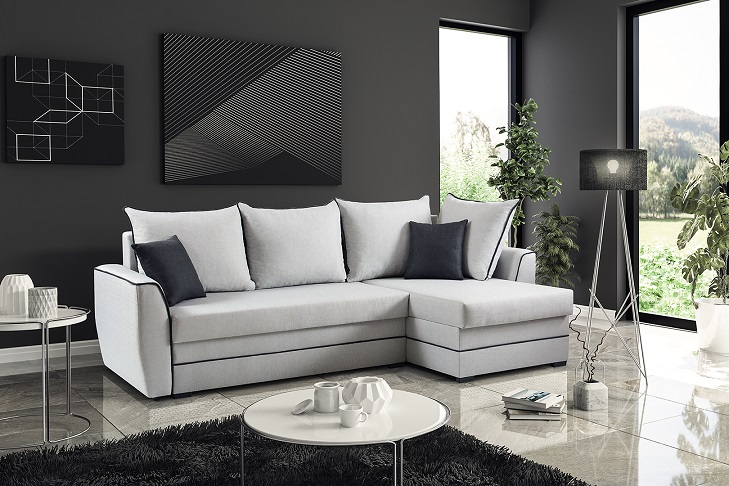 Sale Furniture - Angular sofas - Mars meble - Corner - sofa - Poland - SYMI1 - Corner sofa trevi